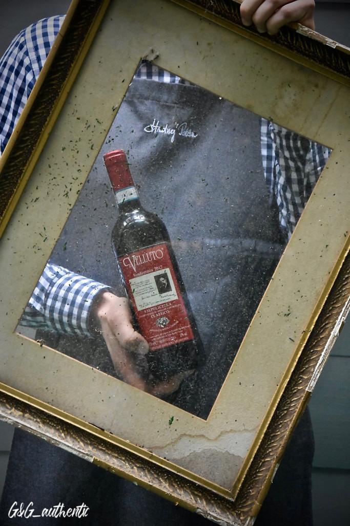 Wino obraz